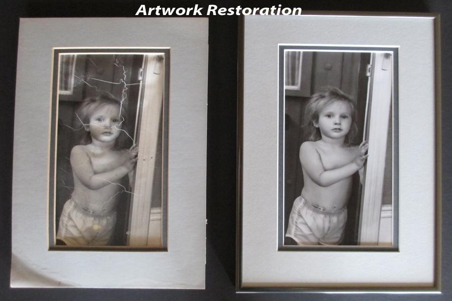 Artwork Restoration